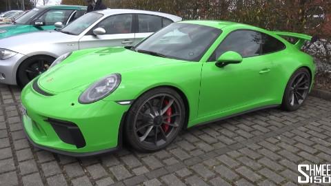 我为什么要买911 GT3 RS
