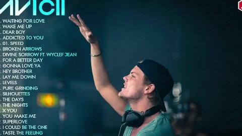 缅怀A神 Avicii最好的歌曲R.I.P!
