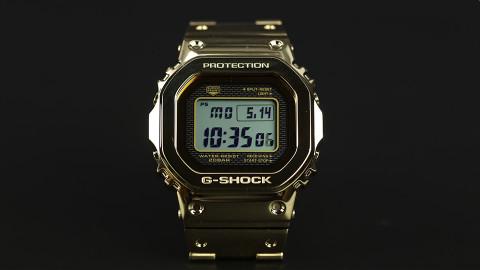【Project-Z】卡西欧G-Shock35周年纪念限量版