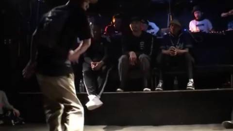 Popping ED 田一德 Battle Compilation