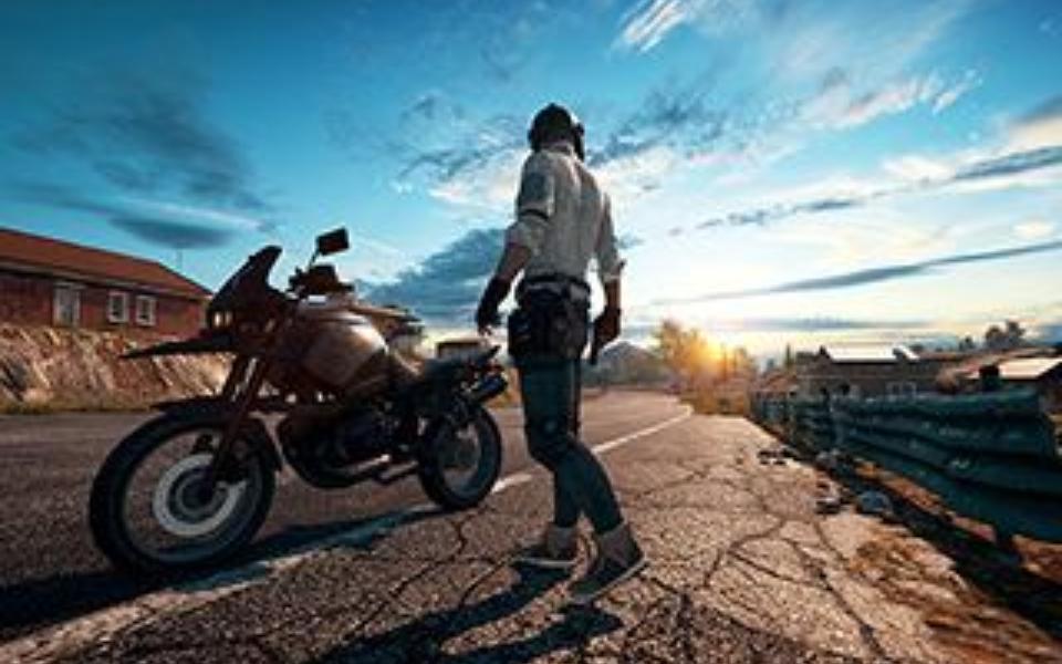 绝地求生:哇!你们这骑的怕不是摩托车,是筋斗云吧?