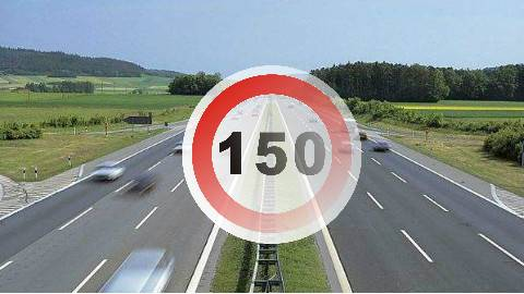 中国将诞生首条不限速公路,限速120将成历史,你知道在哪吗