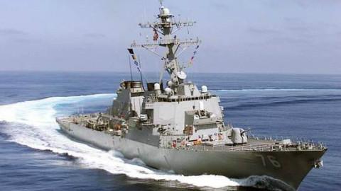 美国军舰再闯西沙 解放军如何应对