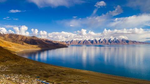 航拍西藏-王源宗