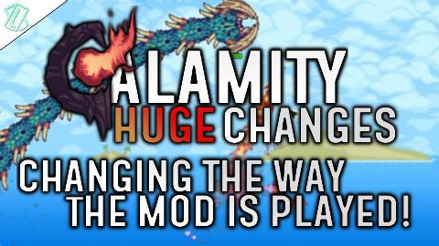 灾厄Mod迎来巨大更新 - 玩法改变!