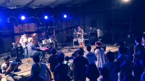 toconoma-Live at ONE music camp 2014 full concert