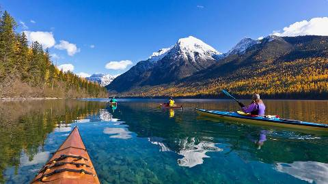 世界上最干净湖泊,无污染能一眼看到水底,还被当地奉为圣湖!