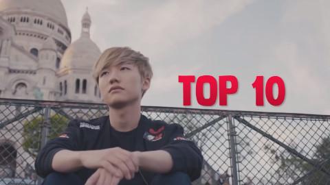 Peanut - TOP 10 精彩操作