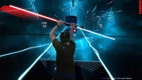 【节奏光剑(beat saber)】Believer - Expert