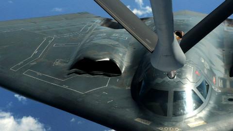 【点兵732】如何在1分钟内花掉20亿美元?美军B2飞行员:小手一抖就行了
