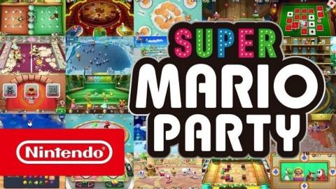 【E3 2018】全新《超级马力奥聚会》公布!