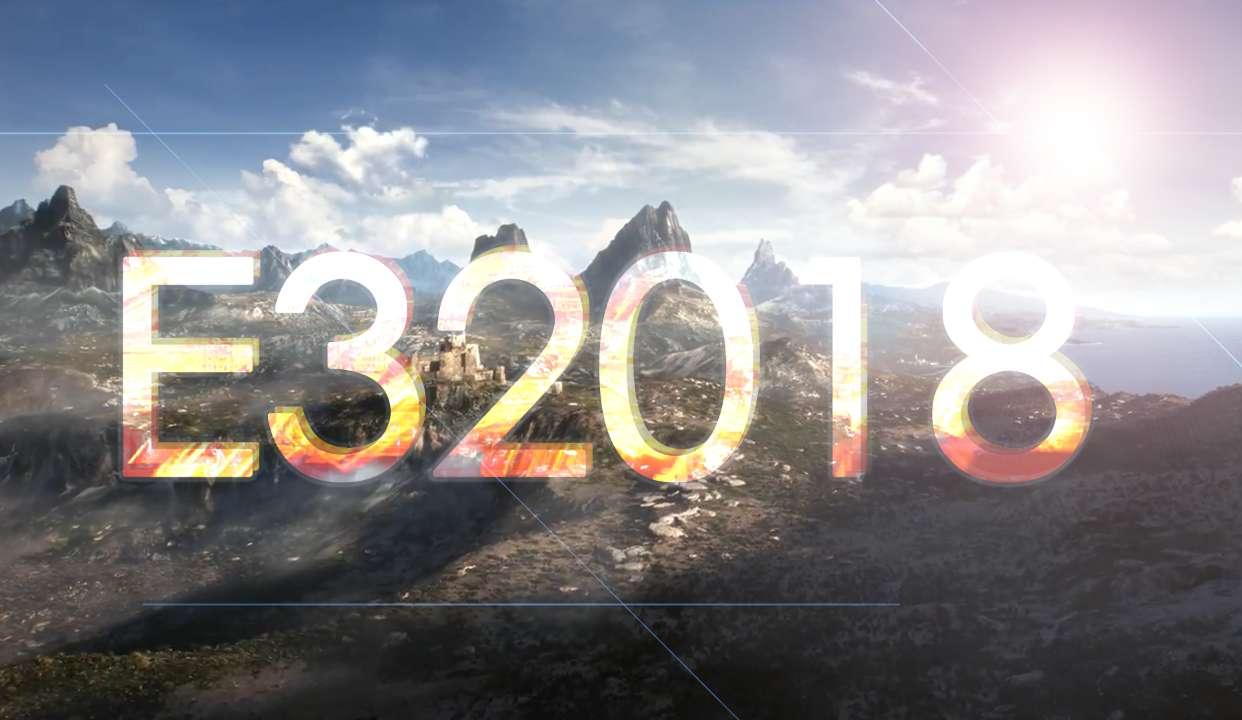 【E32018】50款游戏史诗级震撼混剪