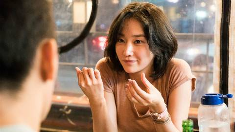 戛纳电影节最高分电影,韩国美女的舞蹈,被评为最美裸戏!
