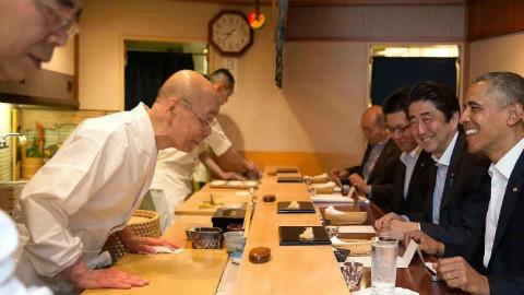 【看电影了没】《寿司之神》如何爱上你的工作?