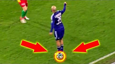 【足球】球场上令人窒息的骚操作 第二弹
