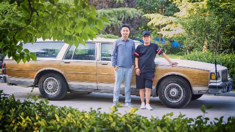 白话汽车:29岁的别克木质旅行车,今天依然奔跑在北京的路上