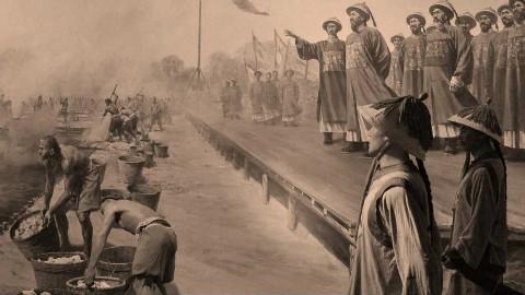 中国近代史第一讲—第一次鸦片战争背后的博弈