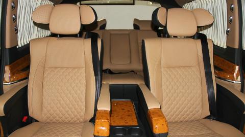 奔驰V级改装&V260L改装房车#奔驰改装房车