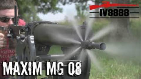 [Iraqveteran8888]马克沁 MG08