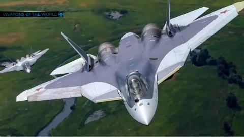 世界上现有的各种第5代战机