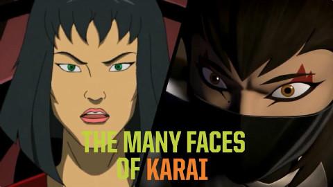 忍者神龟The Many Faces of TMNT 09:Karai