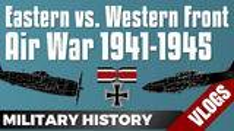 【自制字幕】二战德国空军被英美苏轮番吊打的真相?盟军空军核心战术居然是保命?
