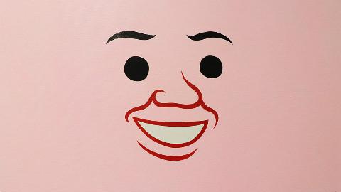 soso日常 魔性画家Joan Cornellà画作展览 @Sofronio