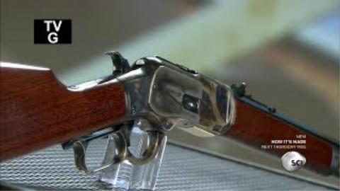 How It s Made - 如何用现代工艺制造一把杠杆步枪