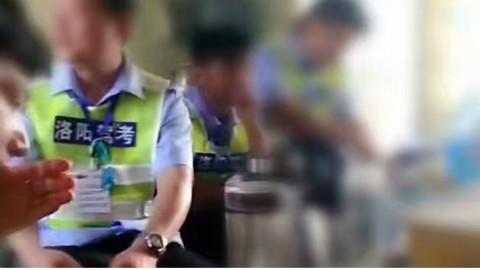 孟津科三考场考试路线三  洛阳驾驶人综合考试中心考试路线