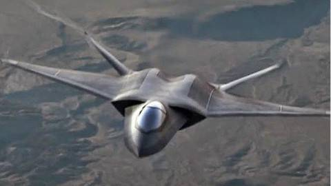 英国六代机首次曝光,中国网友炸锅了:官方宣称歼20才是四代机