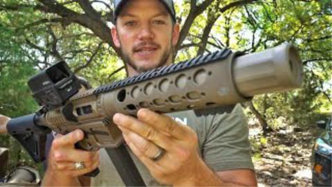 [爆破农场]GMR-15卡宾枪
