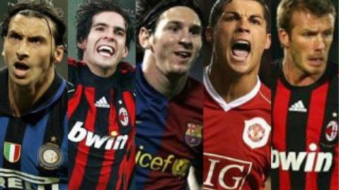 【盘点】那些足球史上永不磨灭的进球
