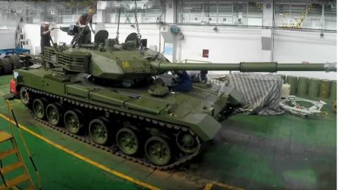 3000万人民币一辆坦克,这家中国军工巨头荣登世界500强