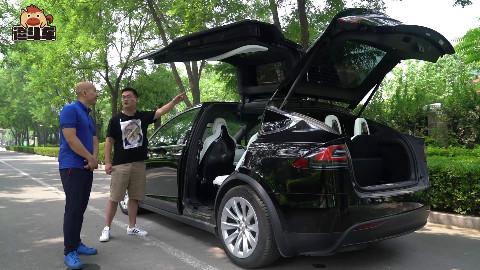 """花100万体验""""宇宙飞船"""" 来自未来的SUV"""