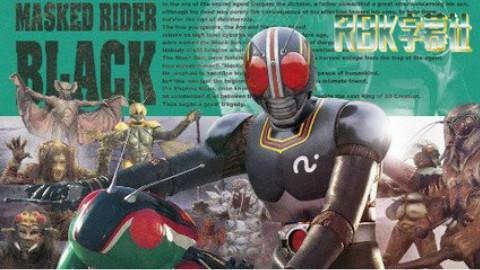 【舰长】【假面骑士Black】【全集+剧场版】【BD1080P】