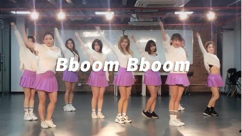 【口袋舞蹈】性感俏皮小姐姐热舞,《BBoom BBoom》翻跳