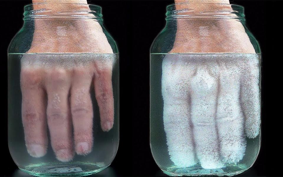 10个震惊的科学实验,每个都看呆我!!