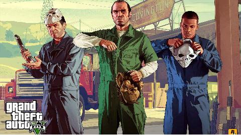 GTA5销量过亿成美国最畅销游戏, 其制作公司却曾被希拉里公开唾弃