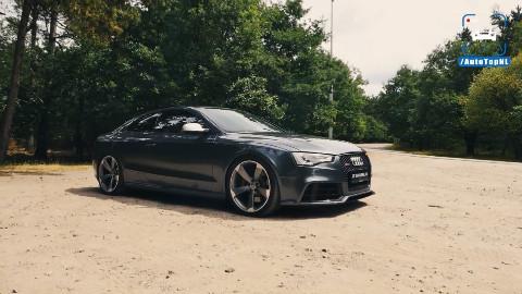 奥迪 RS5 4.2 V8 驾驶 声浪