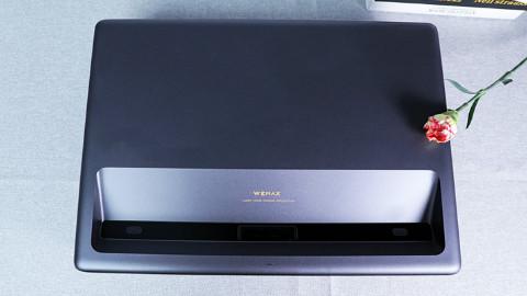 激光电视值不值得买? 峰米WEMAX ONE Pro测评视频