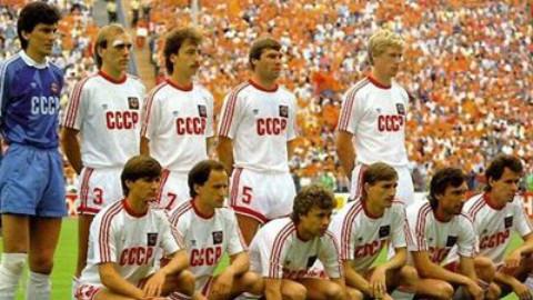 【九机部】第12期 俄罗斯足球队的伟大父辈-冷战阴霾下的苏联足球队