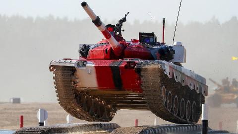 【点兵812】凭本事开挂也不行?坦克两项中国坦克被要求拆设备
