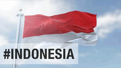 印度尼西亚共和国 国旗国歌