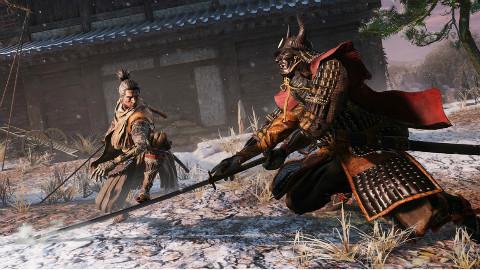 《只狼 影逝二度》E3官方中文预告 忍义手乃是绝佳的獠牙