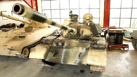 主战坦克T55