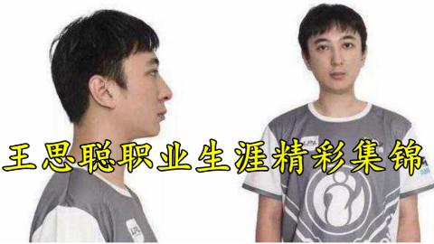 王思聪职业生涯精彩集锦(误)