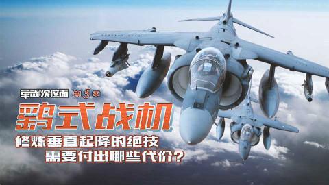 【军武次位面】鹞式战机 修炼垂直起降的绝技需要付出哪些代价?