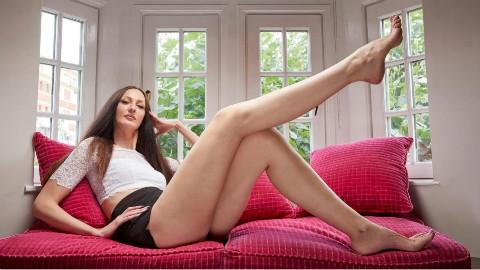 世界第一长长长腿大姐姐 - 吉尼斯世界纪录 @柚子木字幕组