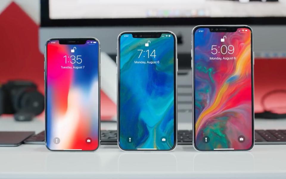 依旧刘海屏!苹果将发布三款新iPhone:支持双卡双待