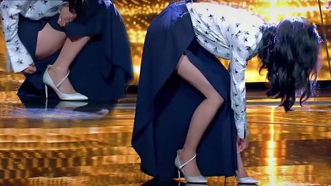 女神当众脱鞋,简直太诱惑了!韩雪、高圆圆、唐嫣、迪丽热巴、江疏影、刘亦菲、雪芙
